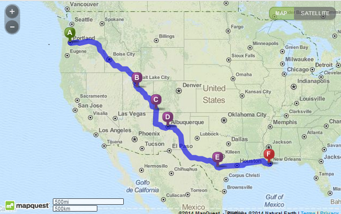 How To Prep For A Cross County Road Trip Planning Your